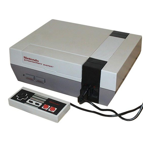 Console Nintendo 1985: Introduction To The Famicom & Nintendo Entertainment