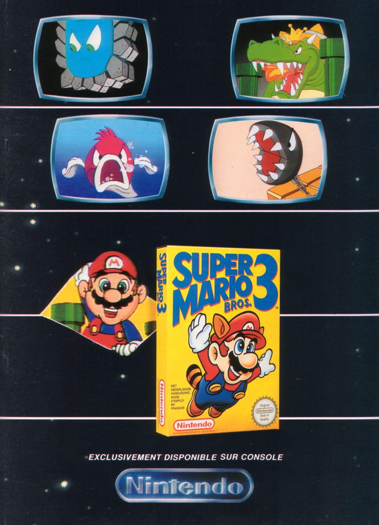 Tag Archives: Mario