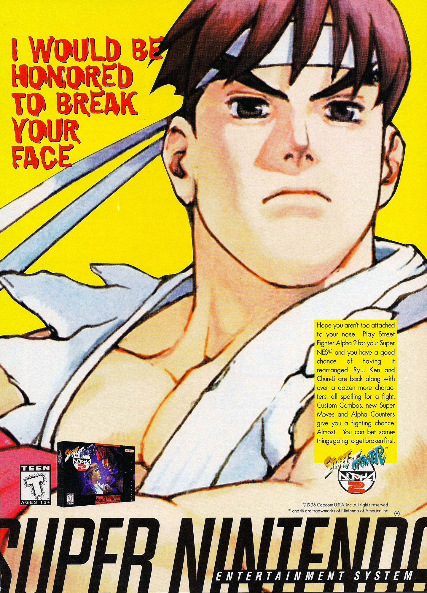 Tag Archives: Street Fighter