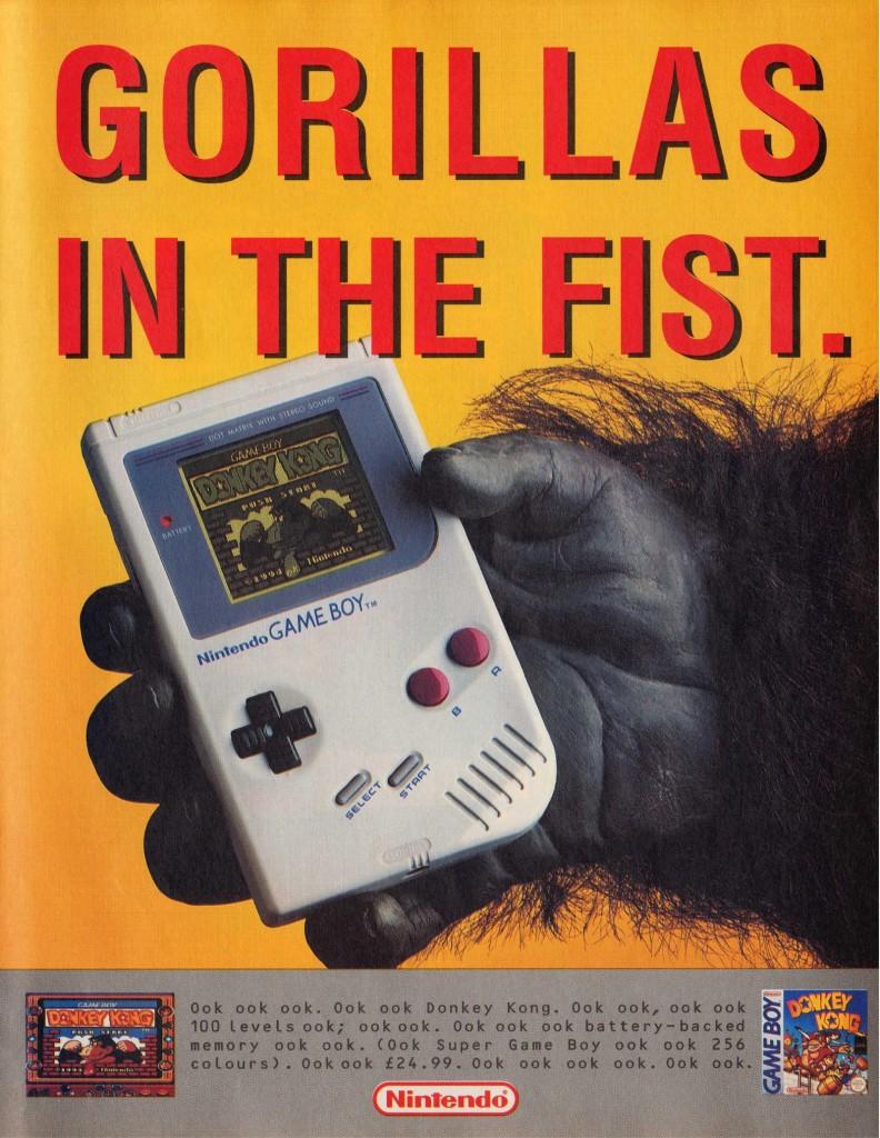 Donkey Kong 94 UK
