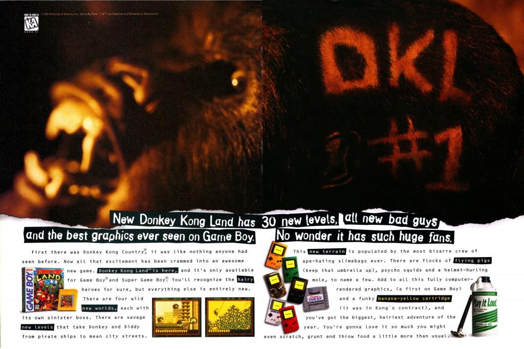 Donkey Kong Land-1