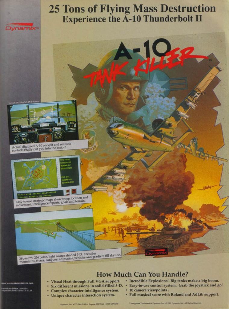 A10 Tank Killer