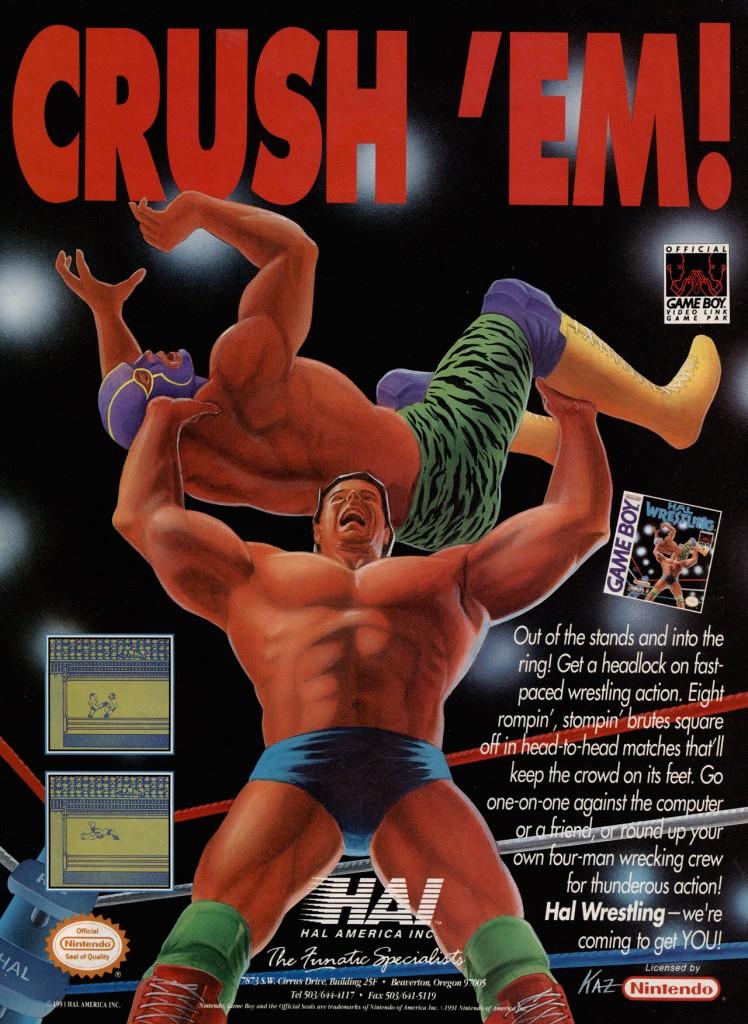 Hal Wrestling GB