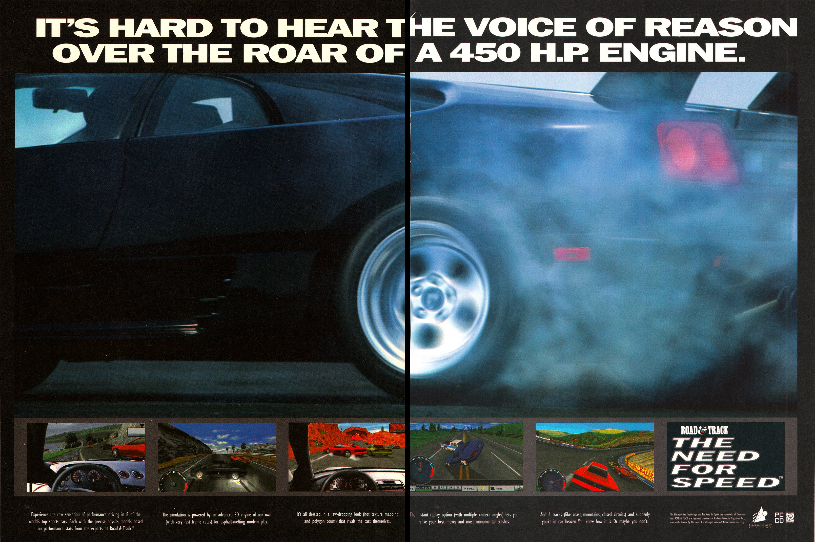 need for speed ad