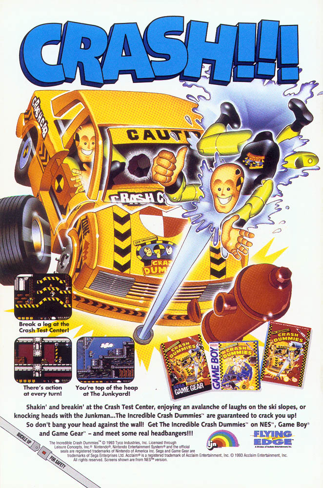 Crash Game Toy : Tag archives acclaim entertainment page