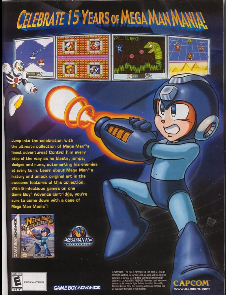 Mega Man Mania