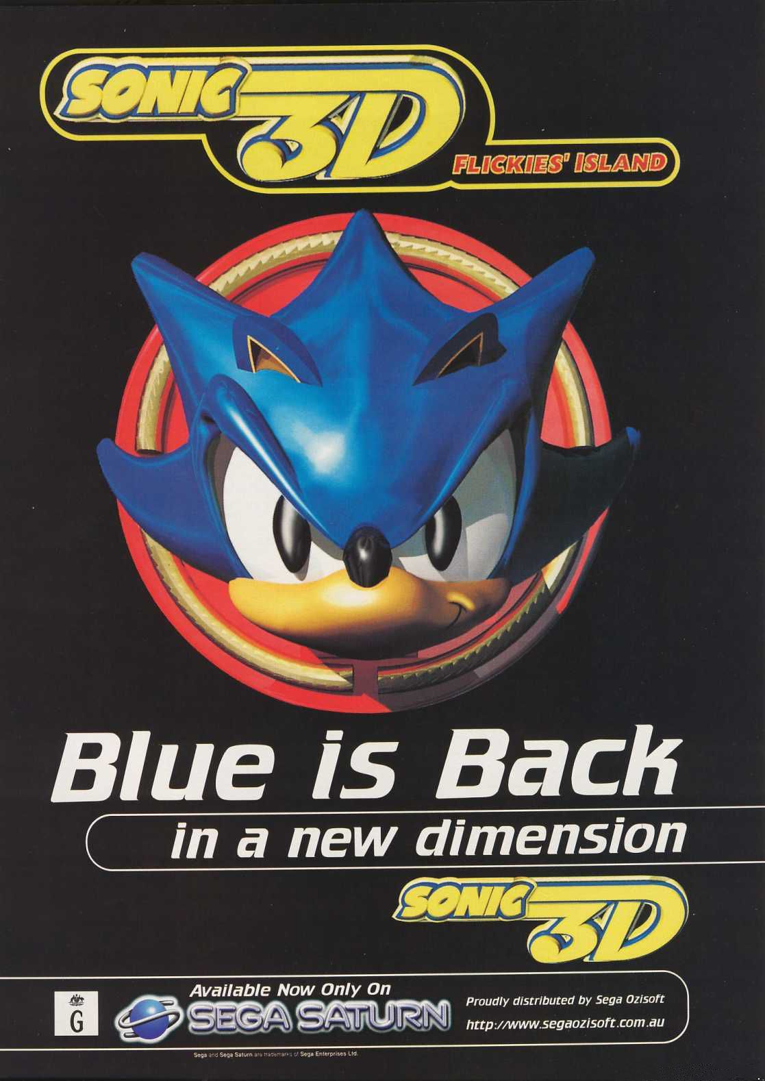 Tag Archives: Sonic the Hedgehog