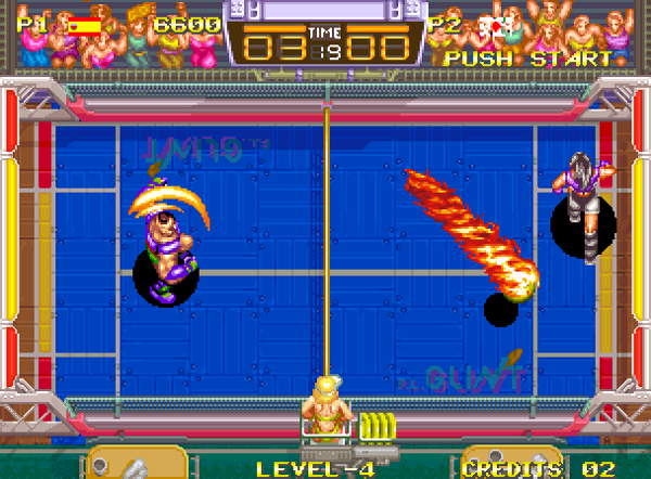Giant Bomb's love of Windjammers is having a dramatic effect on its price