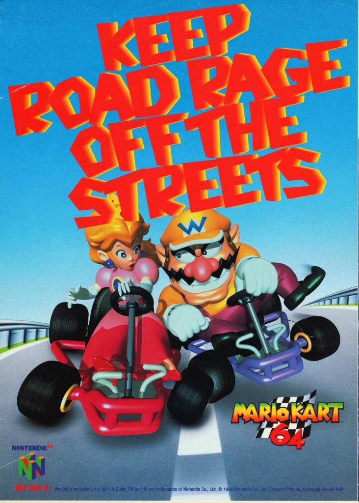 Mario Kart 64 UK