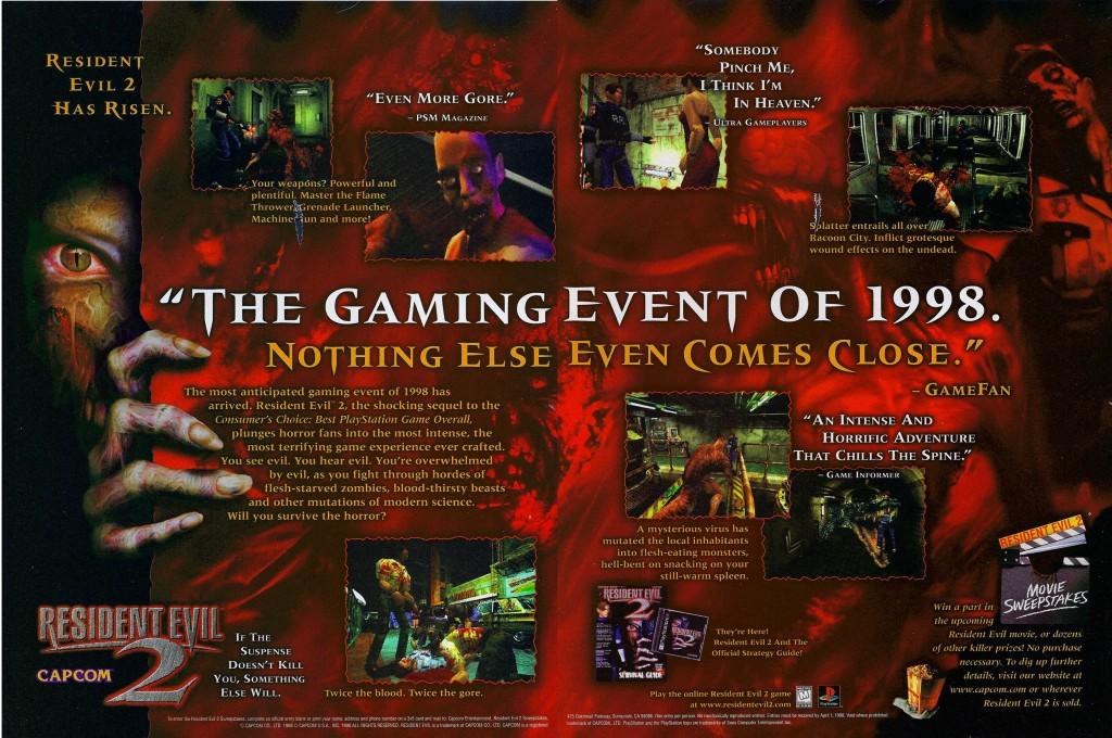 Resident Evil 2-4